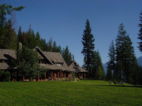 Mountain Trek Fitness Retreat & Health Spa: Mountain Trek Lodge on Kootenay Lake