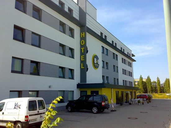 B B Hotel Munchen Messe Aschheim