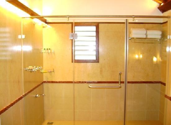 Tea Bungalow: bathroom