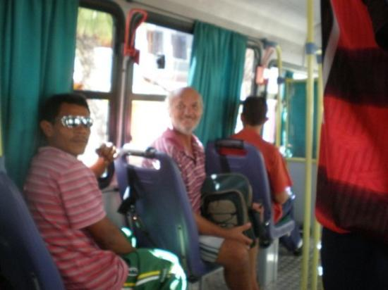 Fortaleza, CE: On the Bus