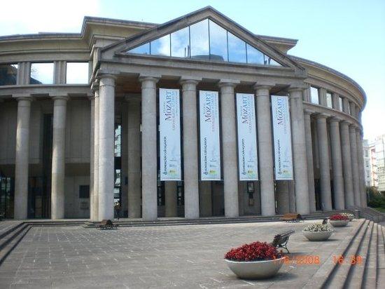 Palacio de la Opera de La Coruña