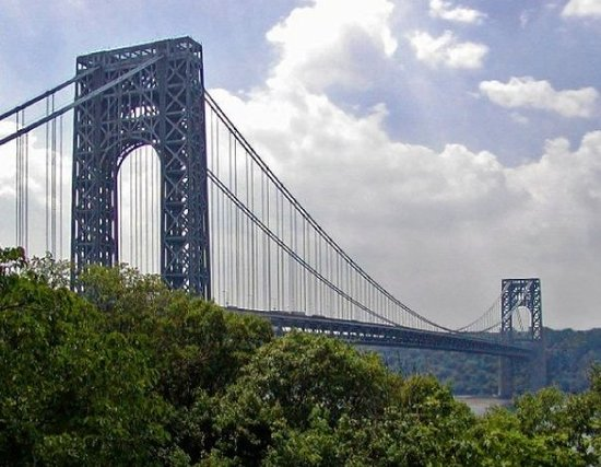 ‪George Washington Bridge‬