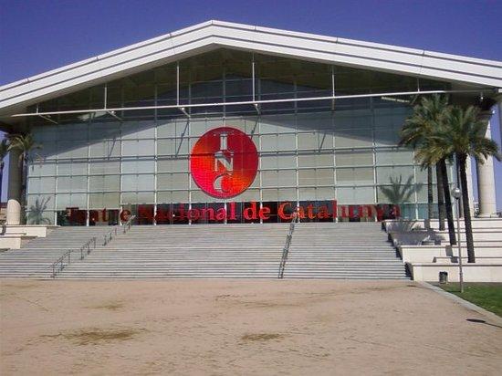 Teatre Nacional de Catalunya - TNC