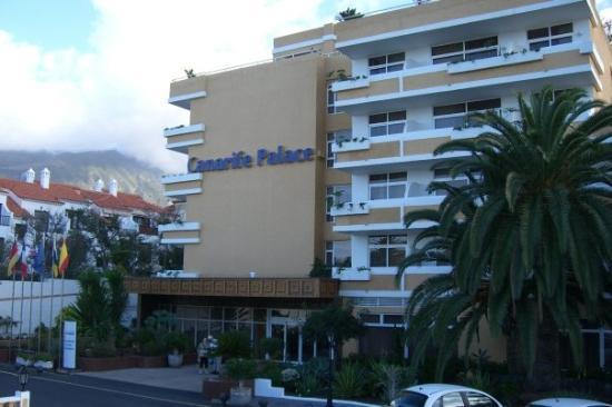 My hotel picture of hotasa puerto resort canarife - Hotel canarife palace puerto de la cruz ...