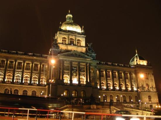 National Museum: Prague