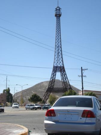 Torreon, Mexico: Réplica Torre Eiffel, Gomez Palacio, Dgo