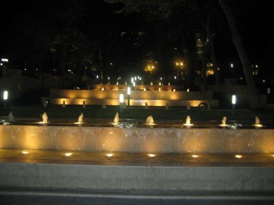 Fountain Square Photo