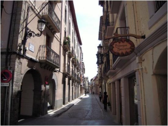 Jaca, España: sympa !