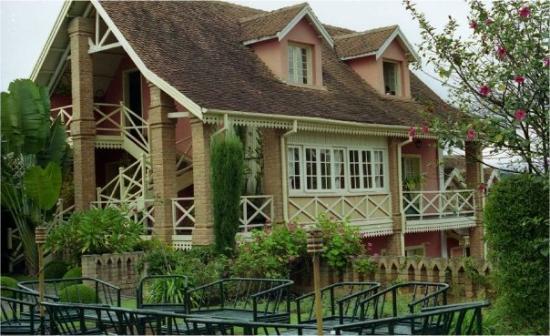 Hôtel TSARA GUEST HOUSE à Fianarantsoa.