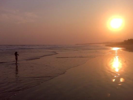 El Sunzal Salvador Cuco Beach