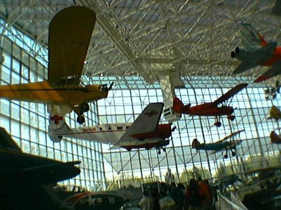 The Museum of Flight: If you like airplanes this is a great place to visit!