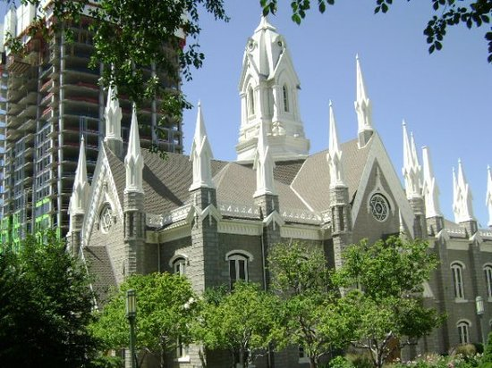 The Top 10 Things to Do in Salt Lake City TripAdvisor Salt – Salt Lake City Tourist Attractions Map