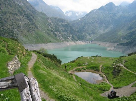 Clusone, Italien: Lago Naturale