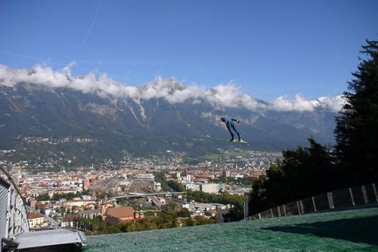 Bergisel Sprungschanze: Bergisel - Innsbruck