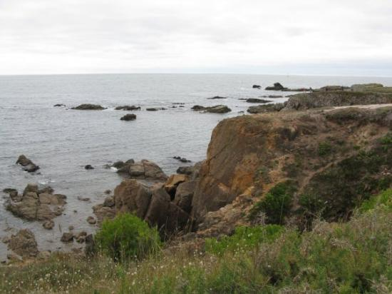 Le Croisic, France : la côte sauvage du Croisic