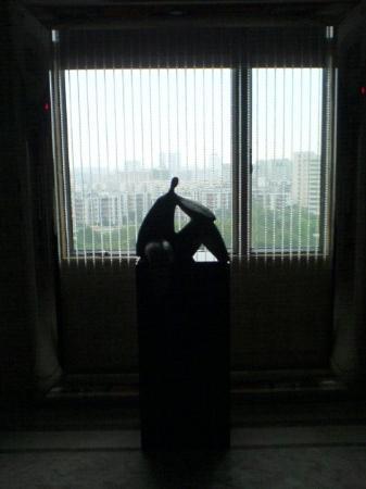 Zhongshan, จีน: 中山東方海悅酒店電梯廳