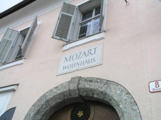 Mozart Residence (Mozart Wohnhaus): Mozart's Residence, Salzburg