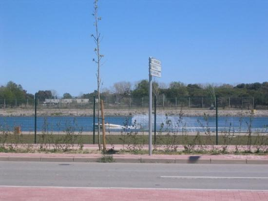 CANAL OLIMPIC, CASTELLDEFELS