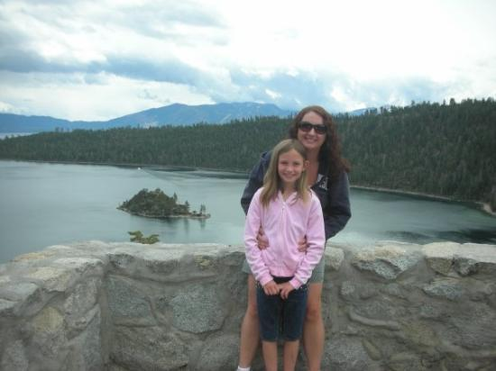 Emerald Bay State Park: Kaitlyn and I