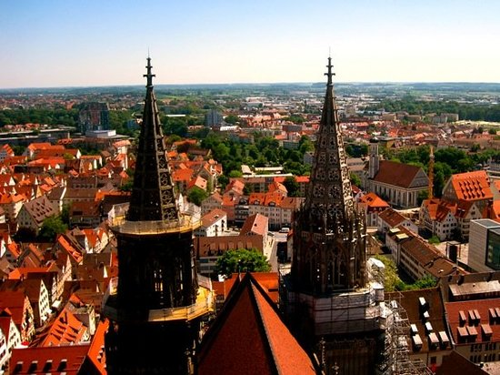 Last Minute Hotels in Ulm