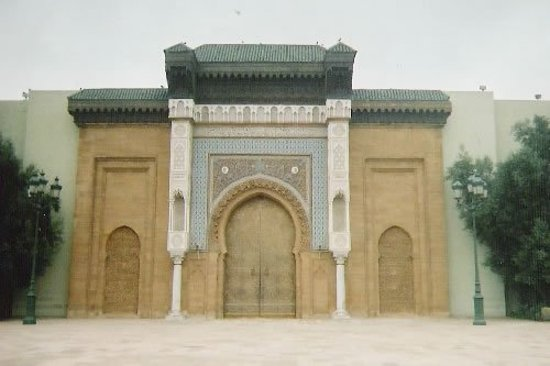 Royal Palace of Casablanca Foto
