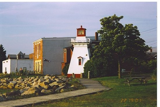 Annapolis Royal Lighthouse Photo