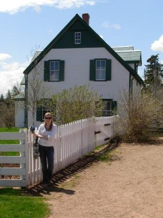 Kensington, Канада: Anne of Green Gables House!