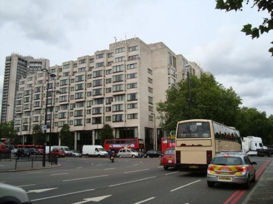 อินเตอร์คอนติเนนตัล ลอนดอน พาร์คเลน: Intercontinental London