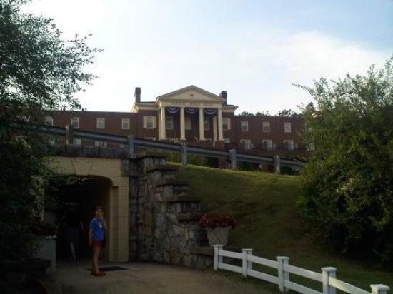 Natural Bridge Historic Hotel & Conference Center: Natural Bridge VA