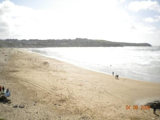 Fistral Beach Photo