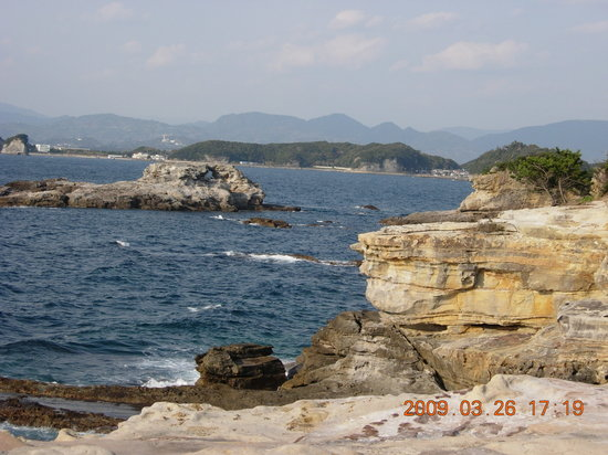 Sandambeki Rock Cliff