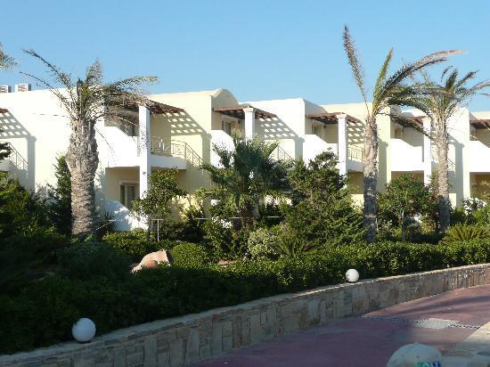 Ostria Resort & Spa : LES PETITS BATIMENTS
