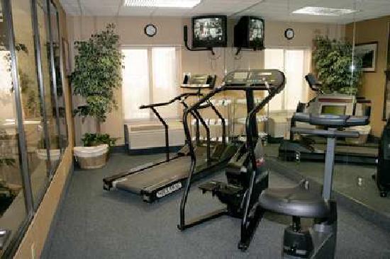Hampton Inn Cheyenne: Fitness Room