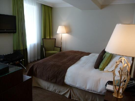 The Ring Hotel : Chambre.