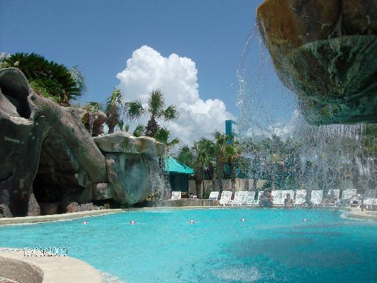 巴拿馬城海灘戴斯飯店照片