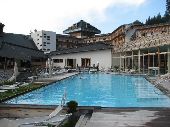 Falkensteiner Club Funimation Katschberg: Outdoor Pool