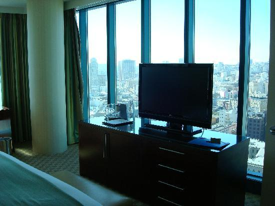 อินเตอร์คอนติเนนตัล ซานฟรานซิสโก: chambre