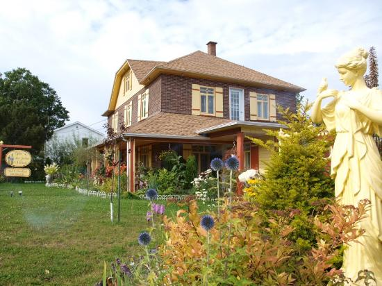 Matane, Canadá: Les Jardins d'Adélaïde