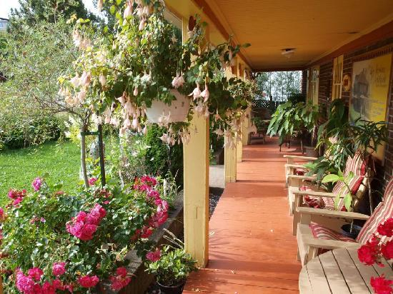 Matane, Canadá: Les Jardins d'Adélaïde 2