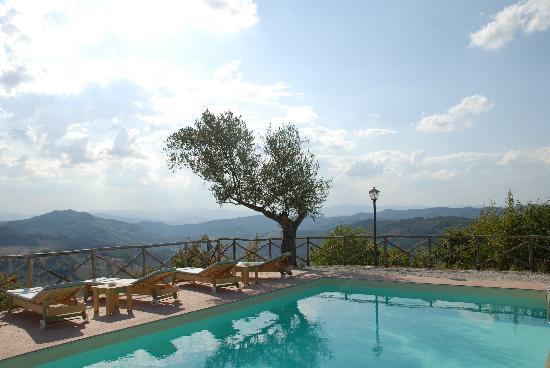 Agriturismo Monte Valentino: The Swimming Pool