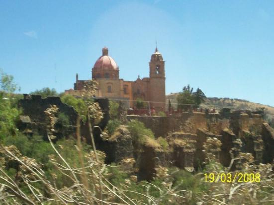 Templo La Valenciana Foto
