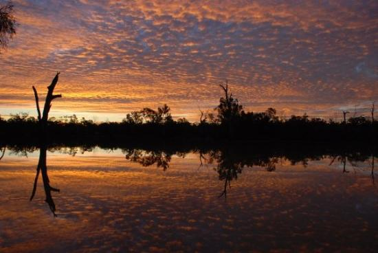 St George, ออสเตรเลีย: still sunset #2