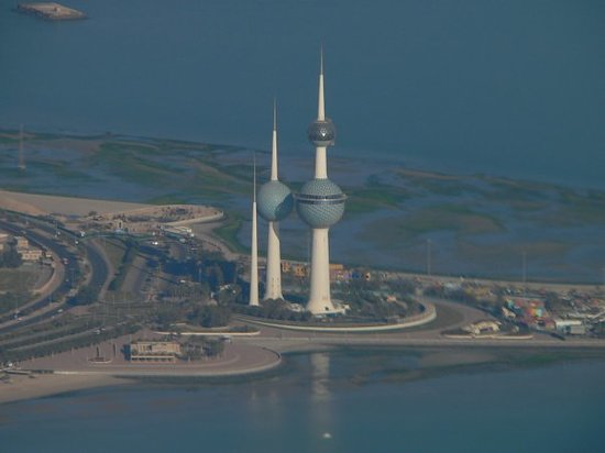 Kuwait City-bild