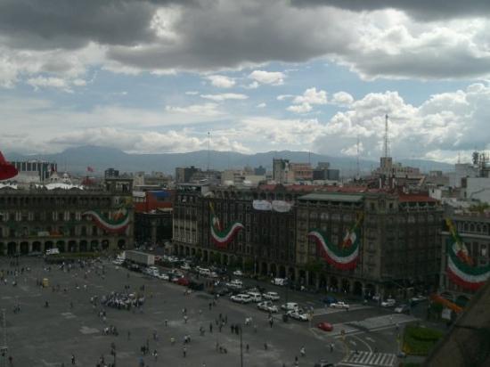 Mexico City, Mexico: Mexico : el Zocalo.