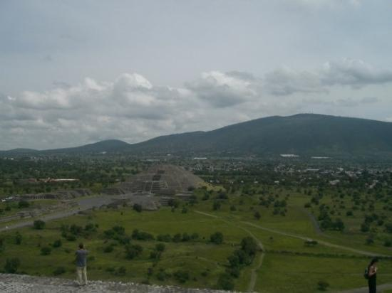 Mexico City, Mexico: Teotihuacan.