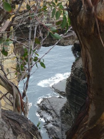 هوبارت, أستراليا: Tasman Arch