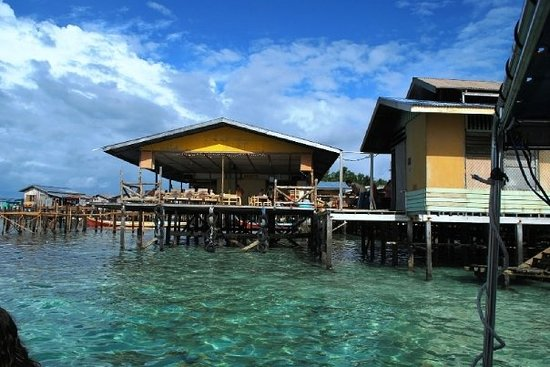 Lahad Datu, Malezya: Welcome to Mabul!