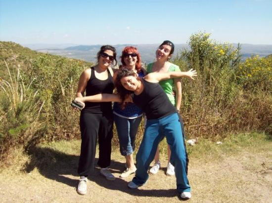 "Huerta Grande, Argentina: "" LAS CHICAS"""