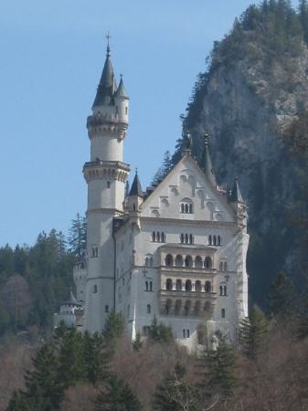 Munich, Germany: Schloss Neuschwanstein - 2