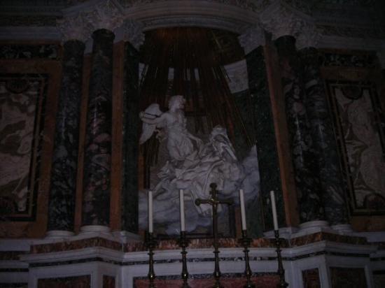 Santa Maria della Vittoria ภาพถ่าย